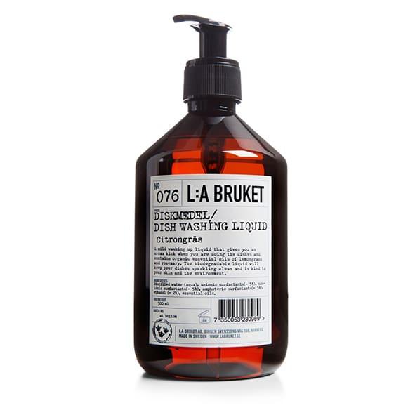 LA Bruket liquide vaisselle