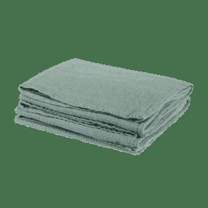 Linge particulier serviette de bain sauge 100x160cm