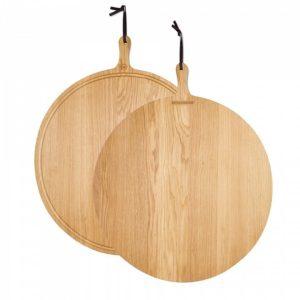 Dutchdeluxes planche ronde bois