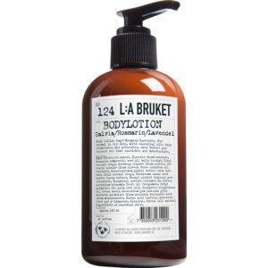 LA Bruket lotion corps romarin, lavande, sauge