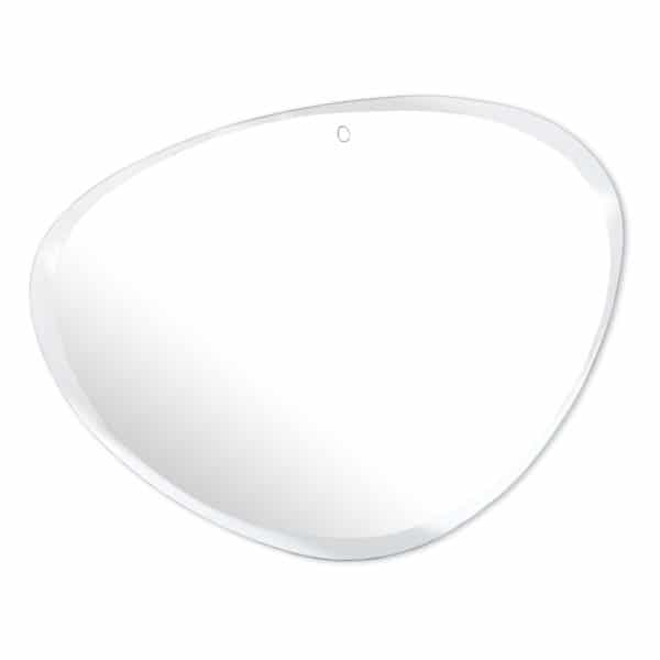 M nuance miroir 18 87x67cm