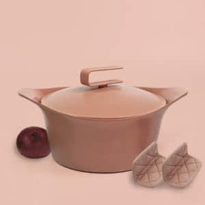 Cookut - Ma jolie cocotte rose